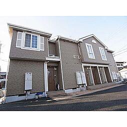 奈良県香芝市下田西の賃貸アパートの外観