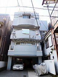 神奈川県横浜市西区戸部本町の賃貸マンションの外観