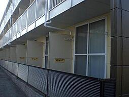 レオパレスフィレンツェ7番[3階]の外観