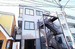 神奈川県相模原市南区桜台の賃貸マンションの外観