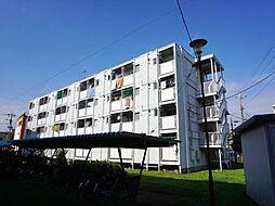 ビレッジハウス勝田4号棟[2階]の外観