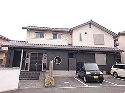 大阪府堺市北区百舌鳥陵南町1丁の賃貸アパートの外観