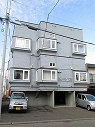 エスポアール清田[2階]の外観