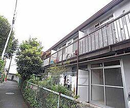 京都府京都市西京区嵐山谷ケ辻子町の賃貸アパートの外観