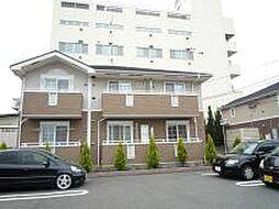 福岡県北九州市小倉南区徳力新町1丁目の賃貸アパートの外観