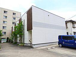福岡県太宰府市通古賀1丁目の賃貸アパートの外観
