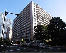 築地永谷コーポラス[309号室]の外観