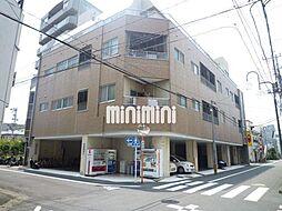新宿マンション[2階]の外観