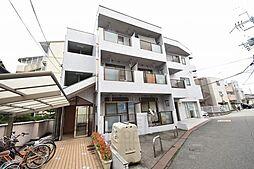 ジュネスTUKUMO[3階]の外観