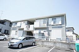 フローラ湘南 II[1階]の外観