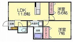 SEKI08[1階]の間取り