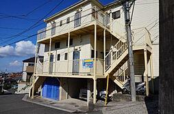 神奈川県横浜市港南区港南6丁目の賃貸アパートの外観