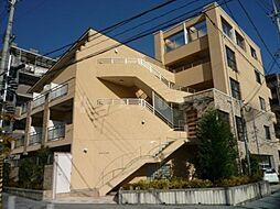ジョーヌ・エ・ルポ[2階]の外観
