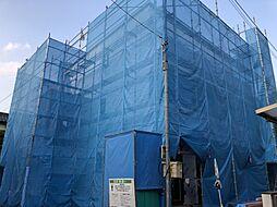 (仮称)船橋新築アパート[101号室]の外観