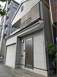 [一戸建] 神奈川県横浜市中区麦田町3丁目 の賃貸【/】の外観