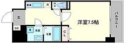 レオンヴァリエ福島野田[2階]の間取り