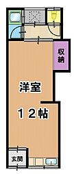 萱島駅 徒歩7分2階Fの間取り画像