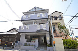 兵庫県姫路市飾磨区清水の賃貸マンションの外観