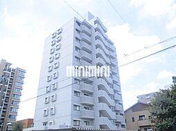 坂野マンション[4階]の外観