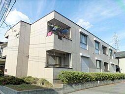 東京都練馬区大泉学園町2の賃貸アパートの外観