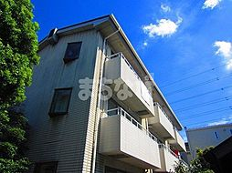 東京都江戸川区松江7丁目の賃貸マンションの外観