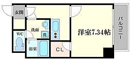 (仮称)守口市松町マンション[4階]の間取り