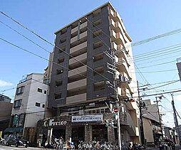 京都府京都市中京区玉植町の賃貸マンションの外観