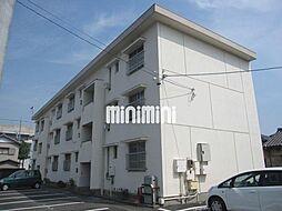 稲川ハイツ[1階]の外観