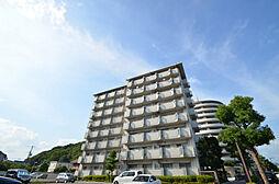 兵庫県姫路市吉田町の賃貸マンションの外観