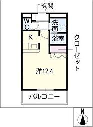 マキアージュ[2階]の間取り