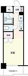 神奈川県座間市入谷1の賃貸マンションの間取り