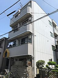 大阪府大阪市西成区千本中1丁目の賃貸マンションの外観