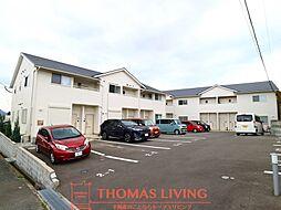JR鹿児島本線 東郷駅 徒歩14分の賃貸アパート