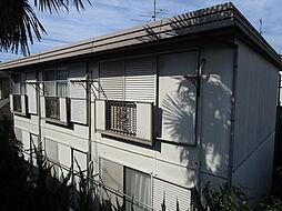 ハイツ中田[2階]の外観