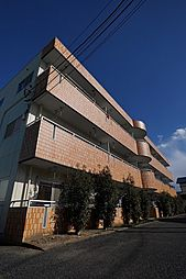 前島マンション[103号室]の外観