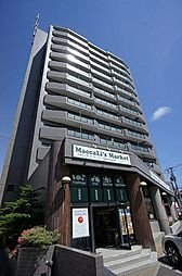 北海道札幌市中央区南十八条西16丁目の賃貸マンションの外観