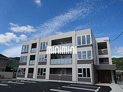 三重県名張市松崎町の賃貸マンションの外観