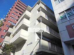 コーポ幕田[4階]の外観