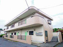 東京都東大和市奈良橋6丁目の賃貸マンションの外観