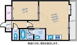 福島町駅 6.3万円