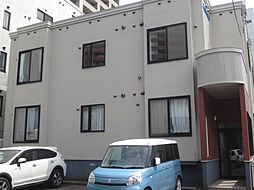 札幌市営東西線 西11丁目駅 徒歩14分の賃貸アパート