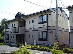 サンガーデン葉の木B棟[2階]の外観