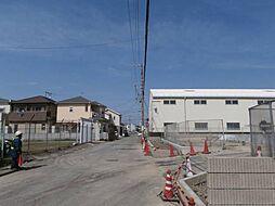サンライズ湊II[1階]の外観