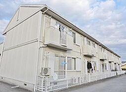 山梨県甲府市青葉町の賃貸アパートの外観