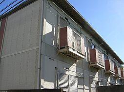 コーポ高松[2階]の外観