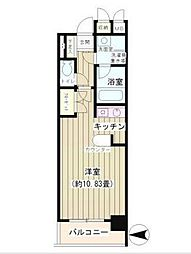 NONA PLACE渋谷神山町[305号室]の間取り