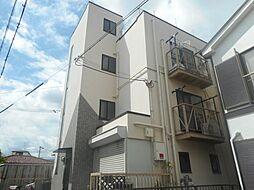 大阪府堺市堺区中田出井町1丁の賃貸マンションの外観