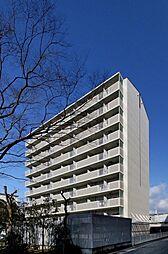 西鈴蘭台シティコート[9階]の外観