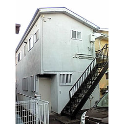 今宿東町アパート[2F号室]の外観