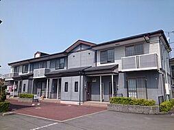 香川県丸亀市飯山町下法軍寺の賃貸アパートの外観